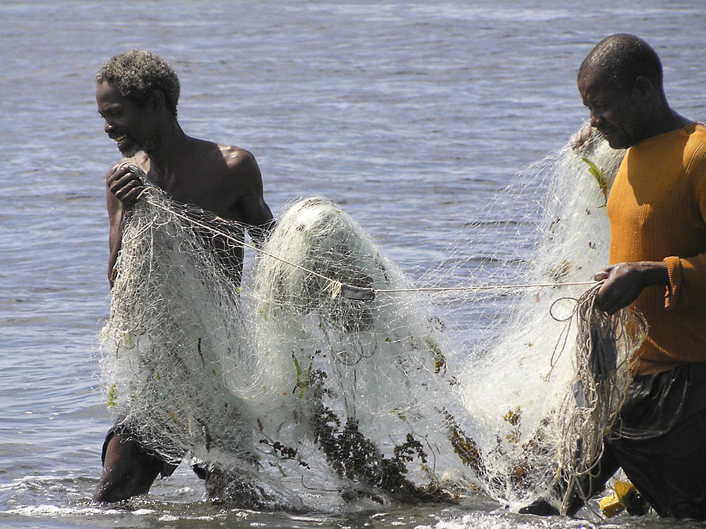 Small-scale fisheries in East Africa